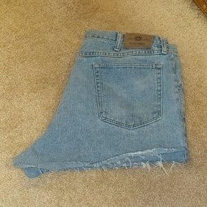 Wrangler shorts!